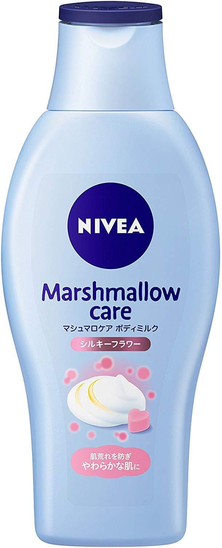 ニベア マシュマロボディミルク