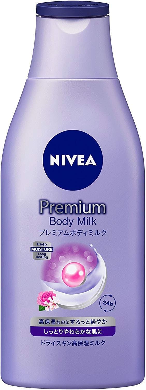 ニベア プレミアムボディミルク