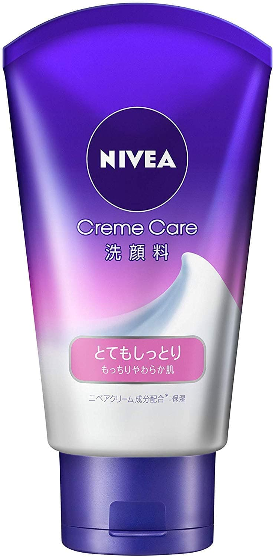 ニベア洗顔料